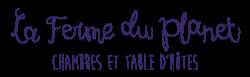 La Ferme du Planet – Chambres & table d'hôtes près de Beaujolais Logo